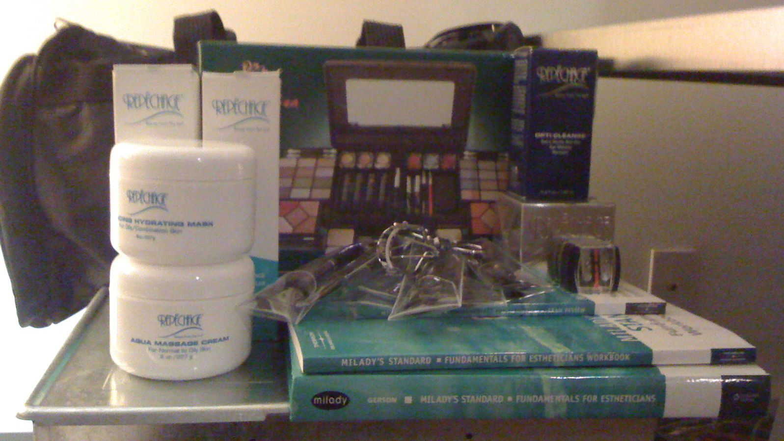 Esthetics Kit Day 1