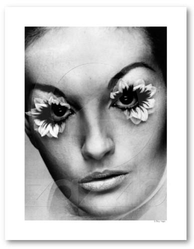Flower Eyelashes