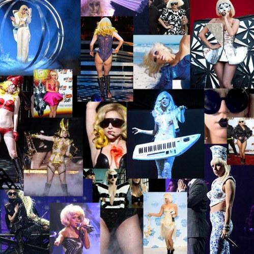 Lady Gaga Photo Montage