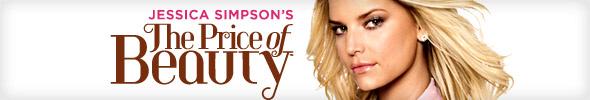 Jessica Simpson's The Price of Beauty logo photo
