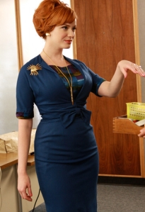 Mad Men Joan Holloway Photo