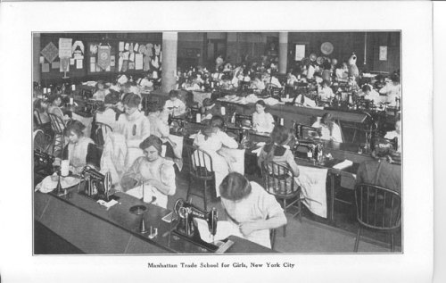 Manhattan Trade School for Girls Photo
