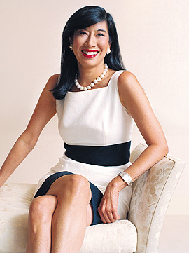 Photo of Andrea Jung.