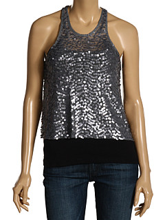 Photo of Zappos Sequined Tank