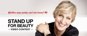 Ellen Stands Up For Beauty Photo