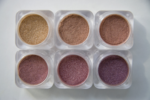 Photo of Naked Cosmetics Naturally Nude collection