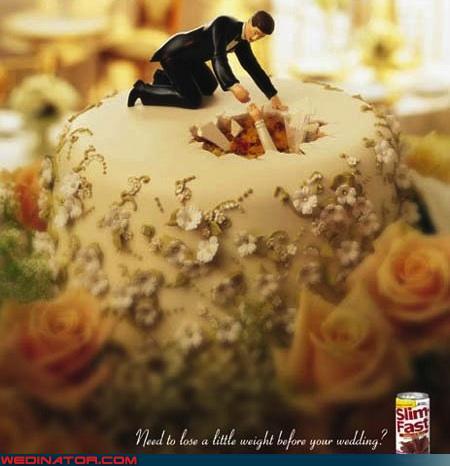 SlimFast Wedding Weight Loss Ad