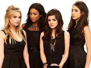 Pretty Little Liars have perfect hair