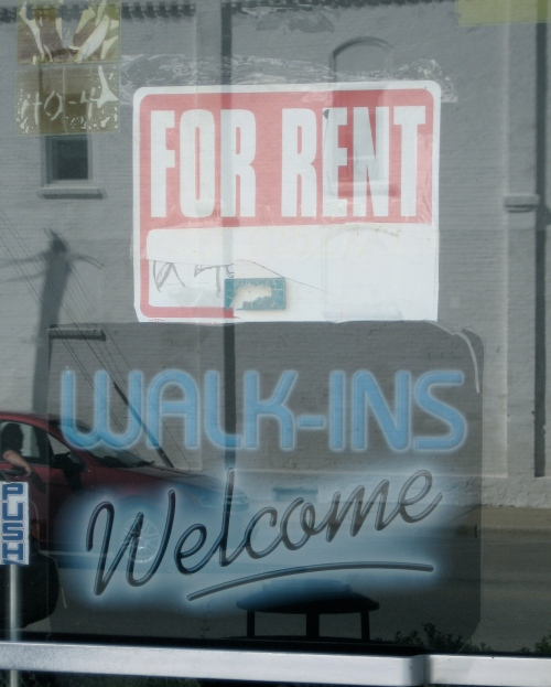 For Rent/Walk-Ins Welcome