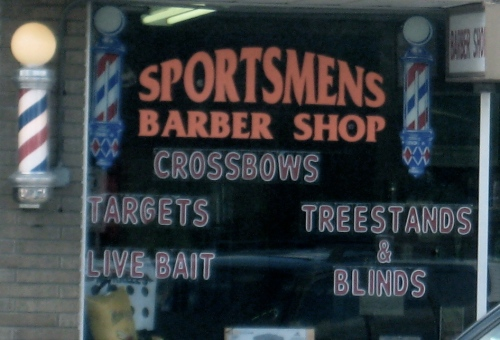 Barber Shop On Main : Beauty Salons and Barber Shops [Main Street, USA] Womens Issues