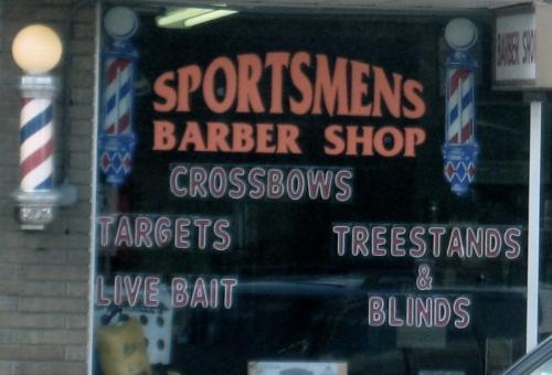 Sportsmen's Barber Shop
