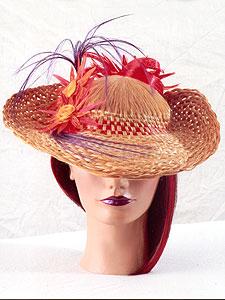 Kat in Her Hat