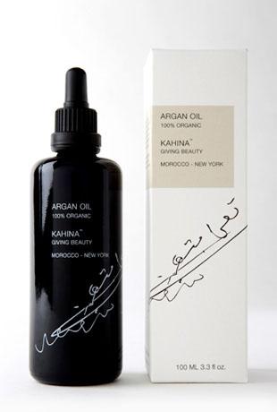 Kahina 100 percent organic argan oil