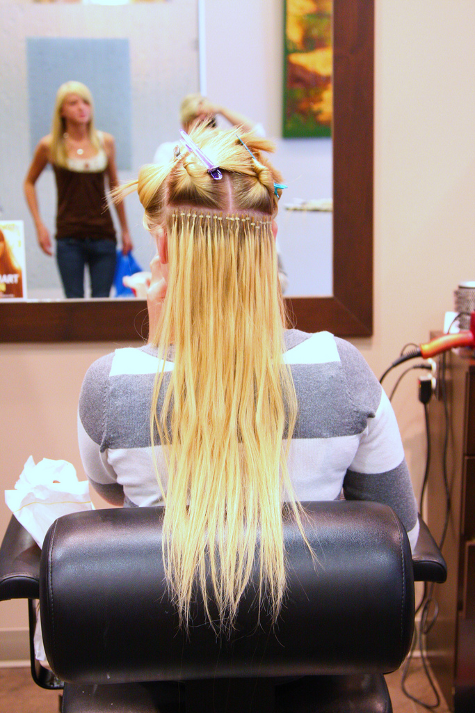 Blond Extensions