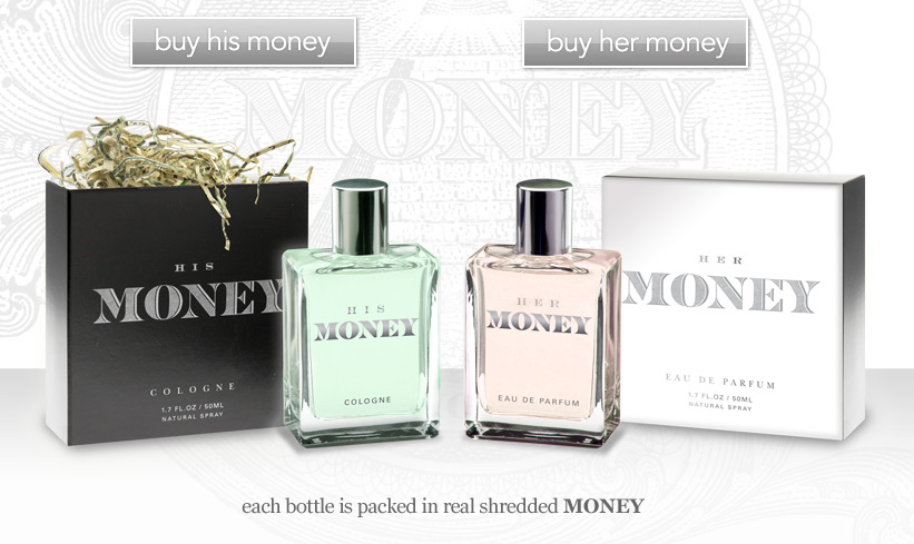 Liquid Money Perfume
