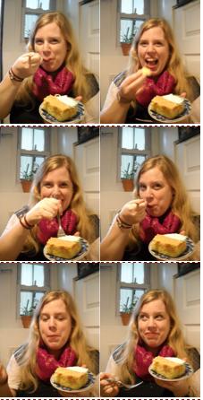 Eating Cake B