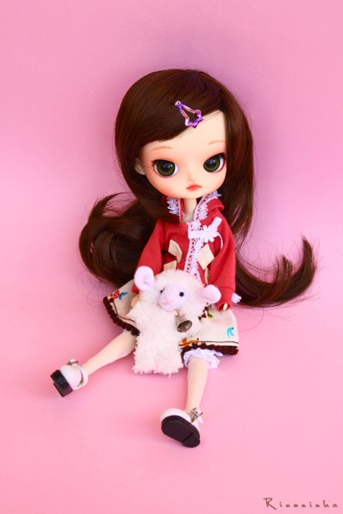 photo of Sad Little Girl Doll by Rinoninha
