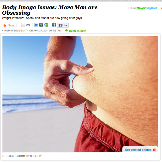 Body Image Issues: Strong Enough for a Man Never Say Diet Virginia Sole-Smith