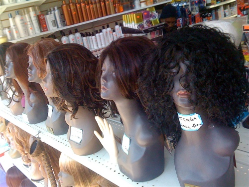 Hair on 125th Street by SpecialKRB