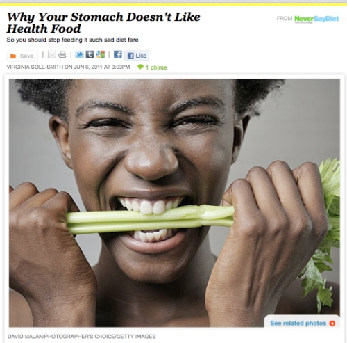 iVIllage Never Say Diet Hunger and Satisfaction Virginia Sole-Smith