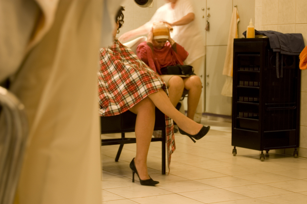 Retro Beauty Salon