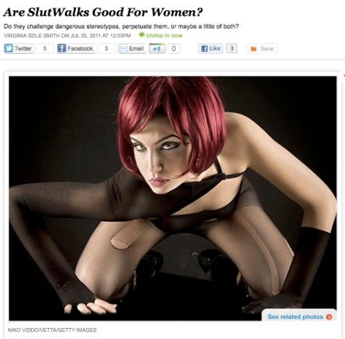 iVillage Never Say Diet Virginia Sole-Smith SlutWalks